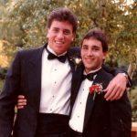 1986 Prom with Adam